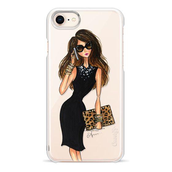 iPhone 8 Cases - The Editor by Anum Tariq