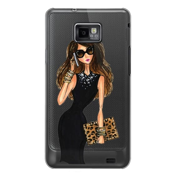 Samsung Galaxy S2 Cases - The Editor by Anum Tariq