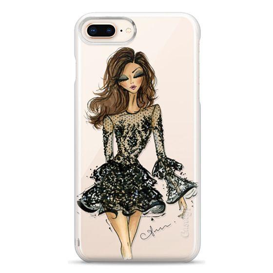 iPhone 8 Plus Cases - Zuhair Murad by Anum Tariq
