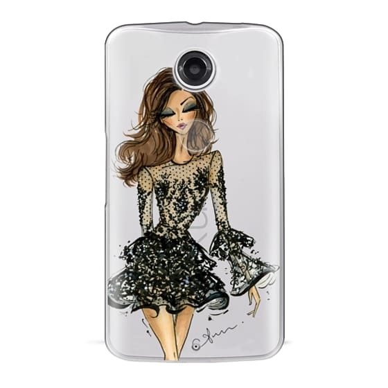 Nexus 6 Cases - Zuhair Murad by Anum Tariq