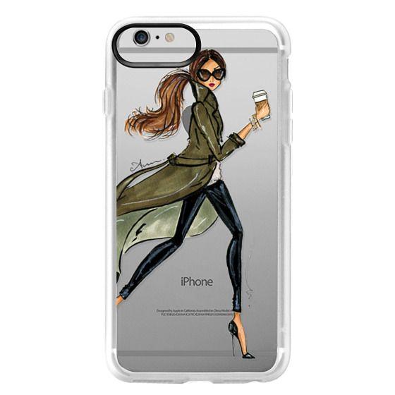 iPhone 6 Plus Cases - Trench by Anum Tariq