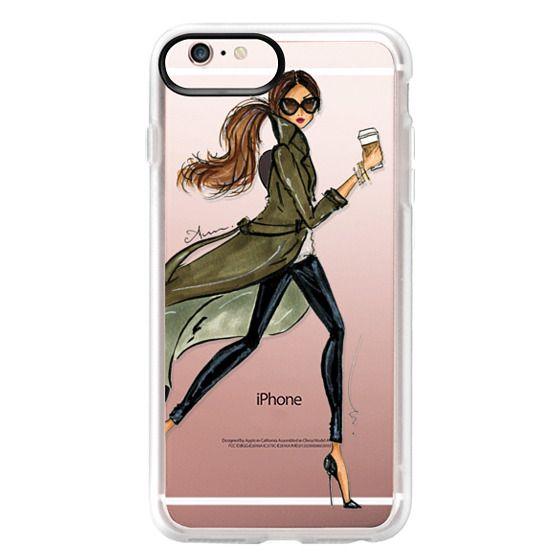 iPhone 6s Plus Cases - Trench by Anum Tariq