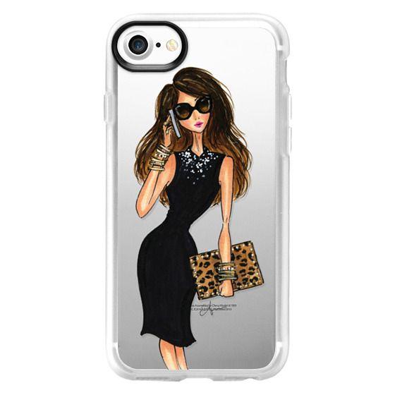 iPhone 7 Cases - The Editor by Anum Tariq