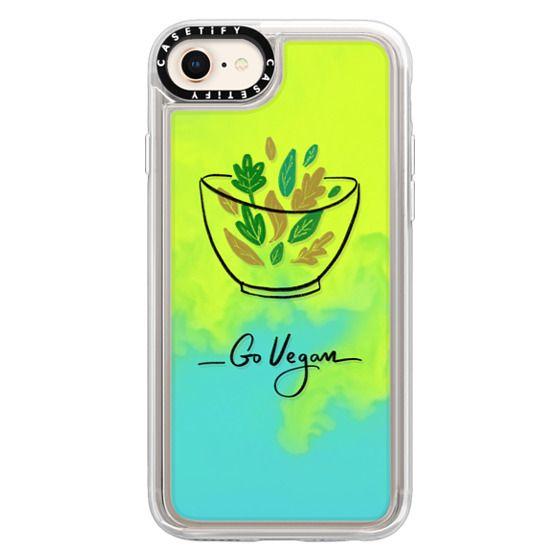 iPhone 8 Cases - Go Vegan