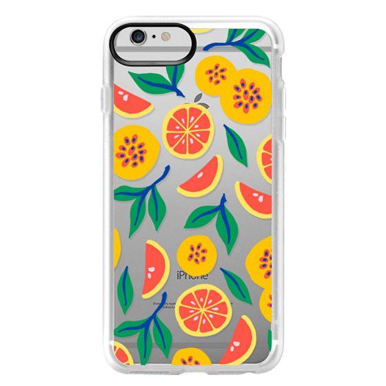 iPhone 6 Plus Cases - Juicy & Yellow
