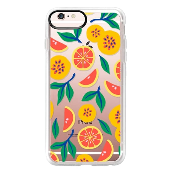 iPhone 6s Plus Cases - Juicy & Yellow
