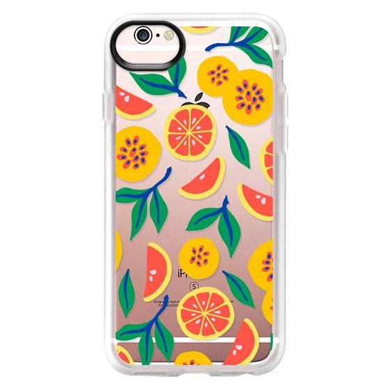 iPhone 6s Cases - Juicy & Yellow