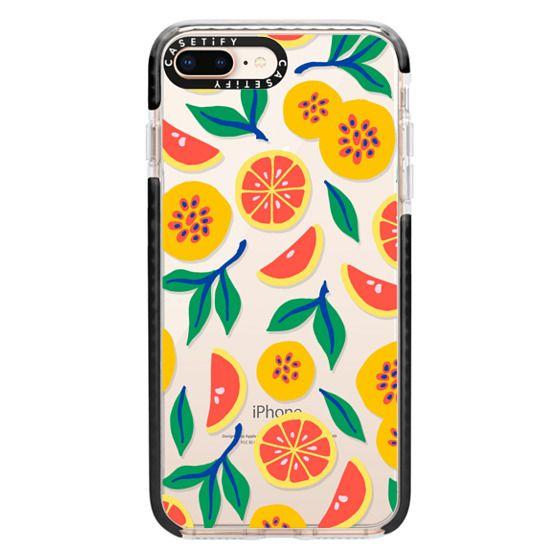 iPhone 8 Plus Cases - Juicy & Yellow