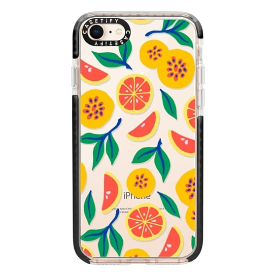 iPhone 8 Cases - Juicy & Yellow