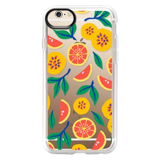 iPhone 6 Cases - Juicy & Yellow