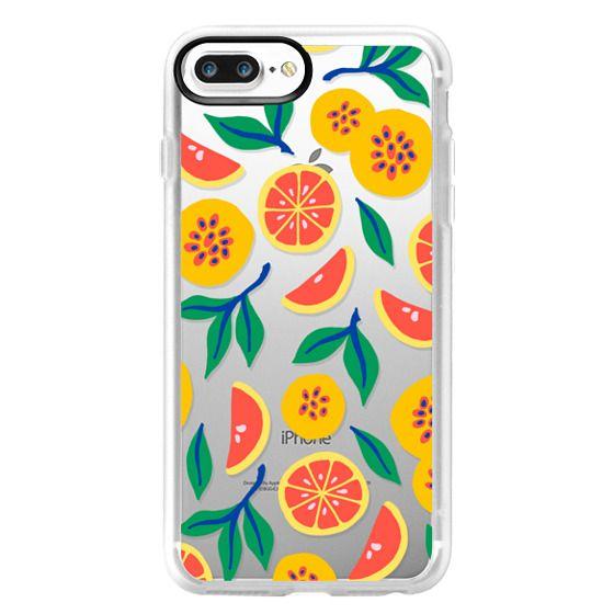 iPhone 7 Plus Cases - Juicy & Yellow