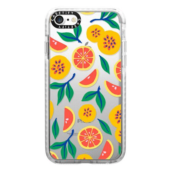 iPhone 7 Cases - Juicy & Yellow
