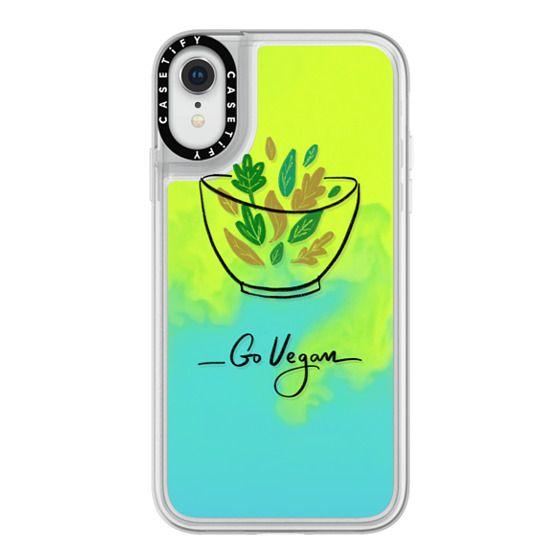 iPhone XR Cases - Go Vegan