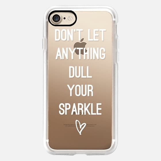 Sparkle - Snap Case