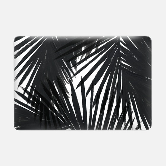 Macbook Pro 13 Case - Palms Black