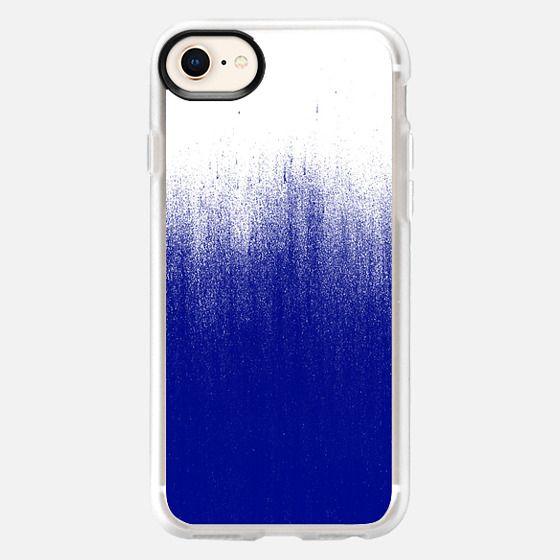 Blue Ombre - Snap Case