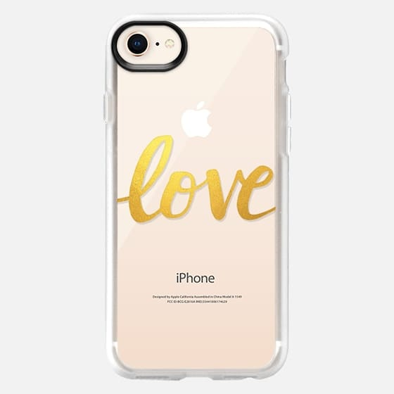 Love - Snap Case