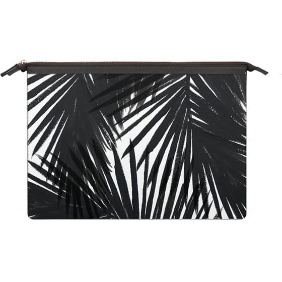 MacBook 12 Sleeves - Palms Black