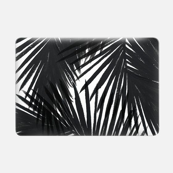 Macbook Pro 15 Case - Palms Black