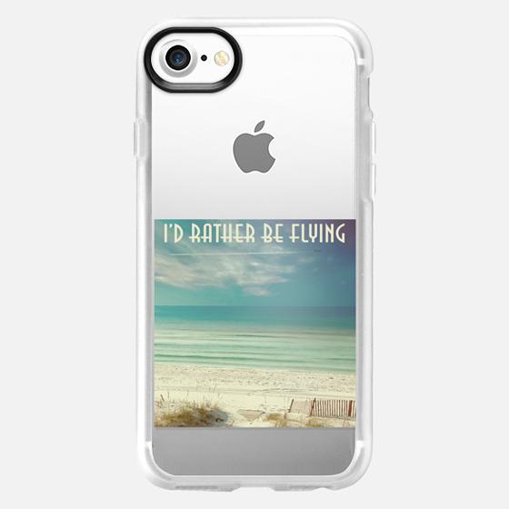 The keep calm beach - Wallet Case