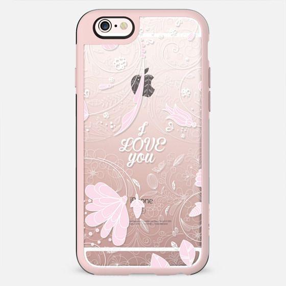 I Love You - New Standard Case