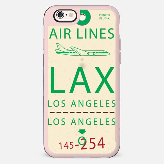 Los Angeles Tag - New Standard Case