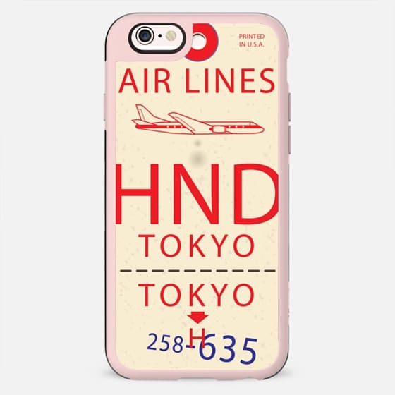 Tokyo Tag - New Standard Case