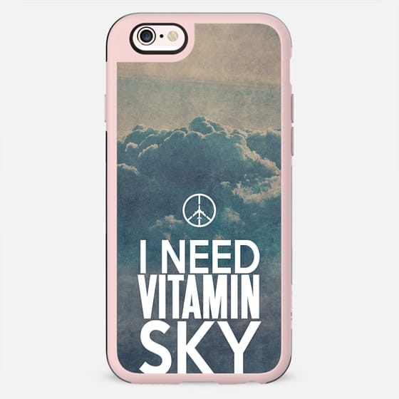 I need vitamin sky - New Standard Case