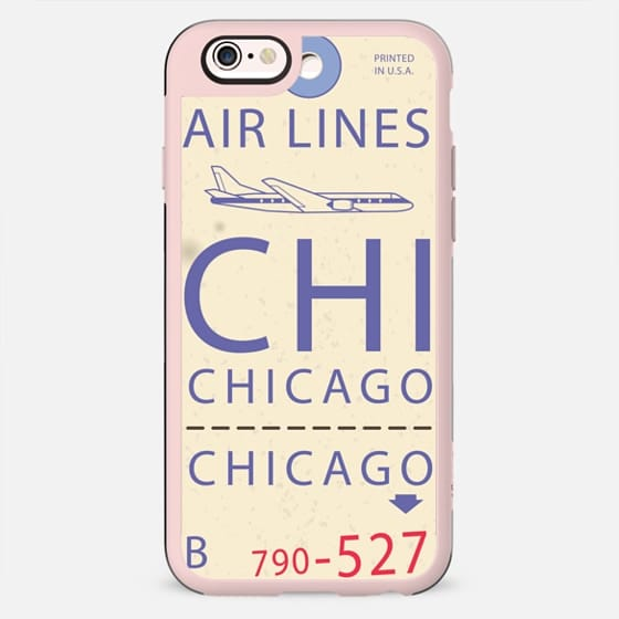 Chicago TAG - New Standard Case