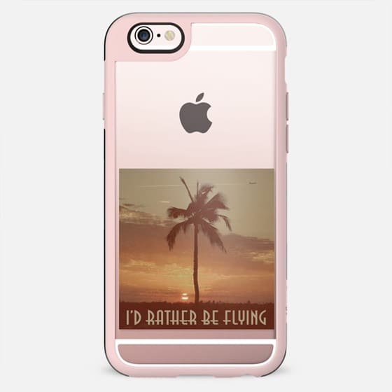 The keep calm palm tree - New Standard Case