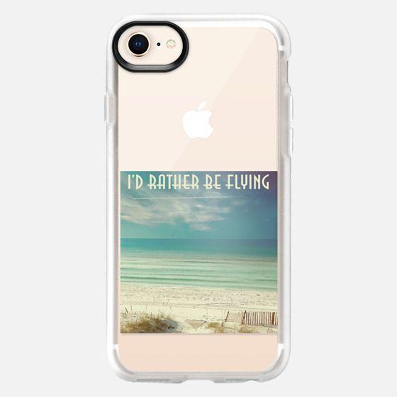 The keep calm beach - Snap Case
