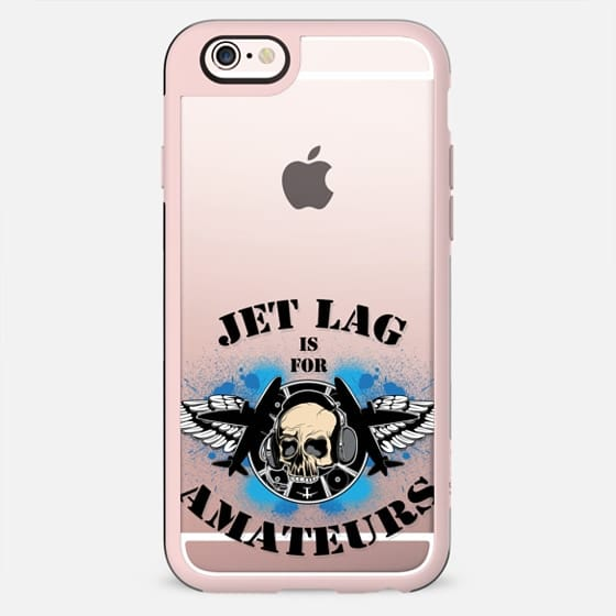 Jet lag is for amateurs - New Standard Case