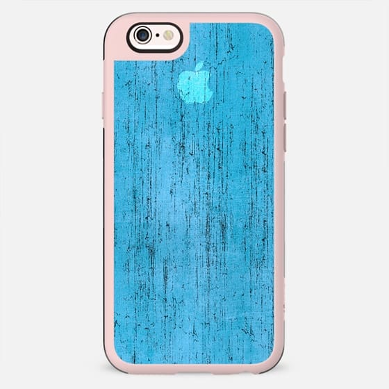Blue apple grunge - New Standard Case