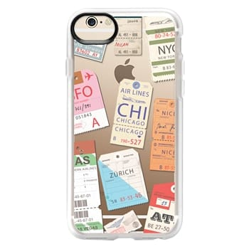 Grip iPhone 6 Case - Iphone _airlinetags
