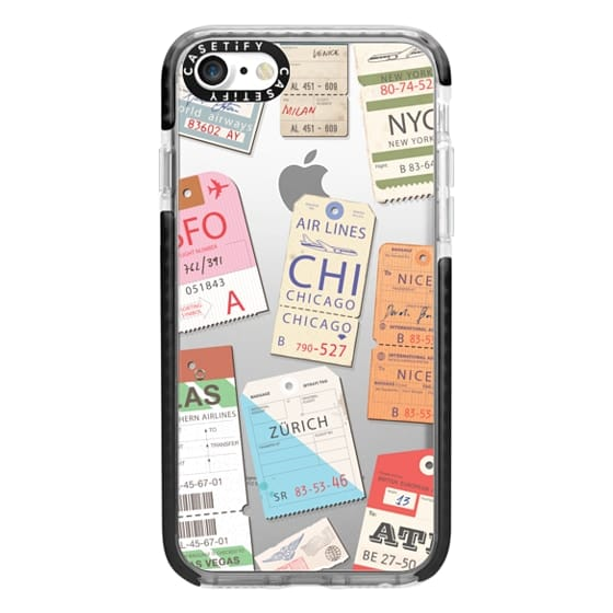 iPhone 7 Cases - Iphone _airlinetags