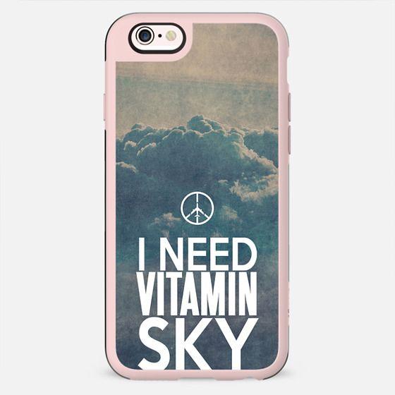 I need vitamin sky - New Standard Case