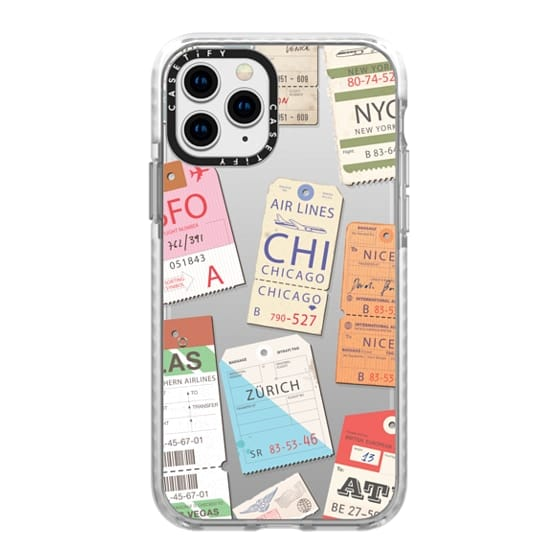 iPhone 11 Pro Cases - Iphone _airlinetags