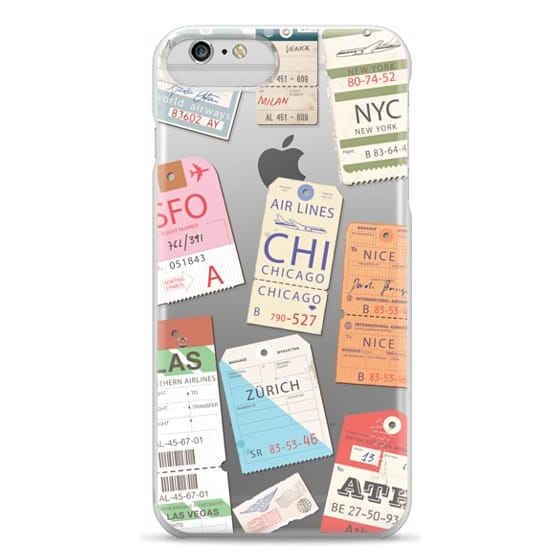 iPhone 6 Plus Cases - Iphone _airlinetags