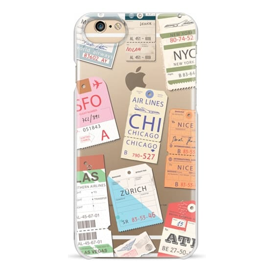 iPhone 6 Cases - Iphone _airlinetags