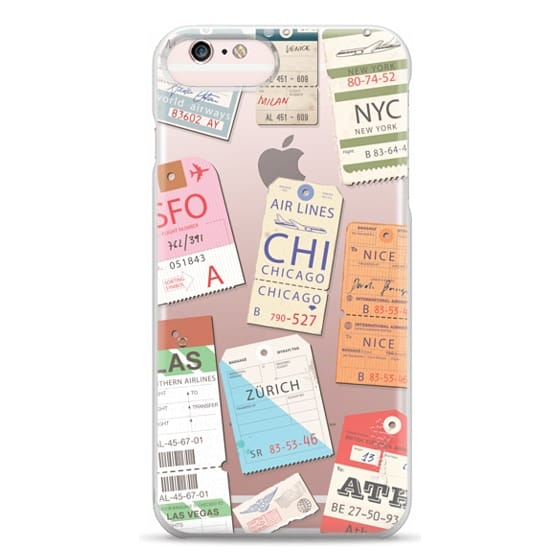 iPhone 6s Plus Cases - Iphone _airlinetags
