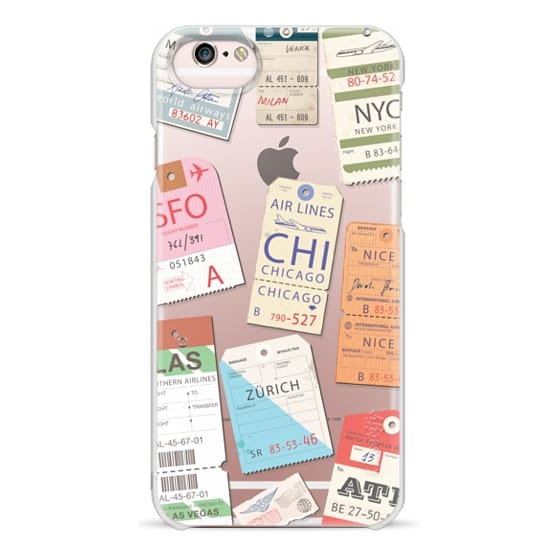 iPhone 6s Cases - Iphone _airlinetags