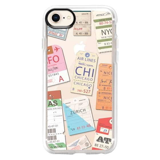 iPhone 8 Cases - Iphone _airlinetags