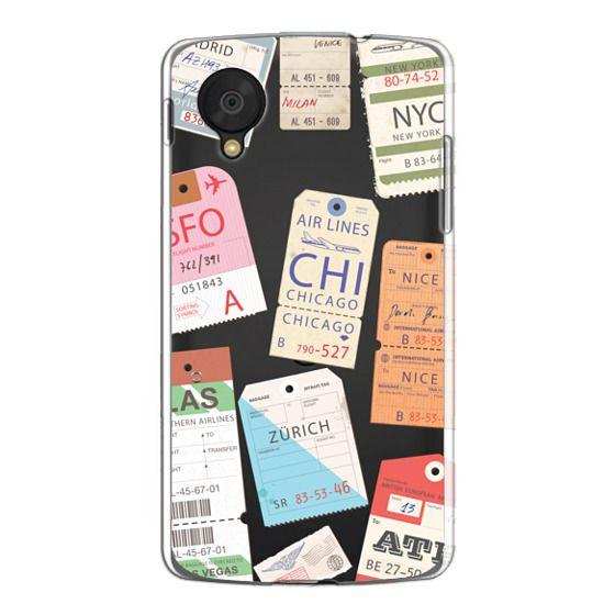 Nexus 5 Cases - Iphone _airlinetags