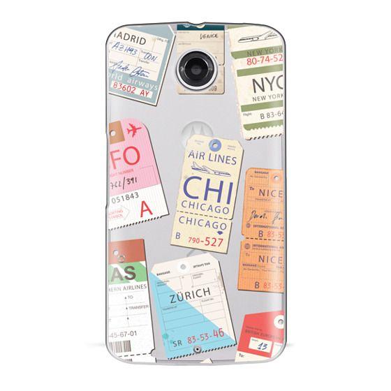 Nexus 6 Cases - Iphone _airlinetags