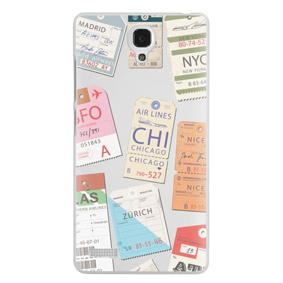 Redmi Note Cases - Iphone _airlinetags