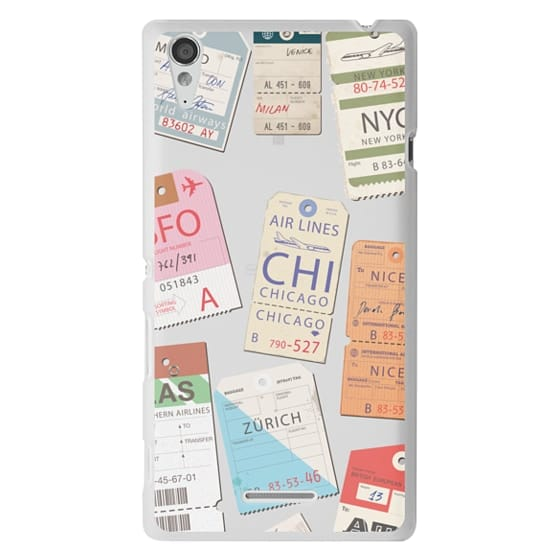 Sony T3 Cases - Iphone _airlinetags