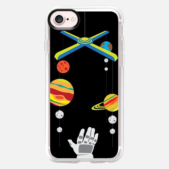 Space mobile - Classic Grip Case