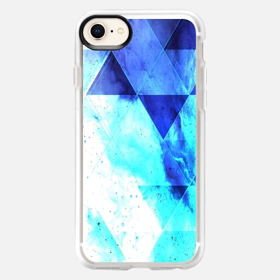 Ice blue - Snap Case