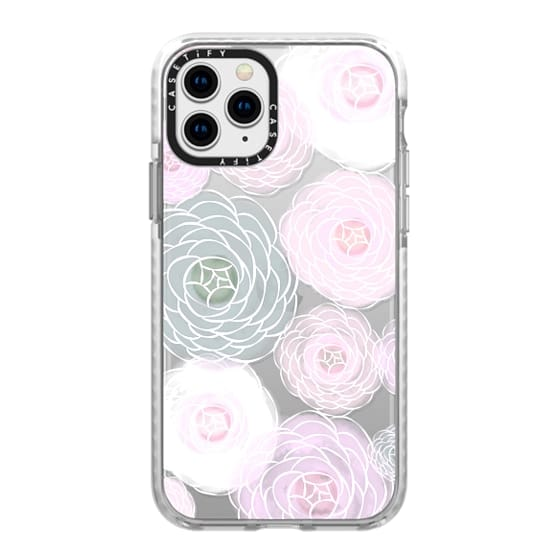 iPhone 11 Pro Cases - Blush Blooms