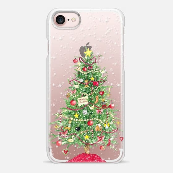 Christmas tree - Snap Case